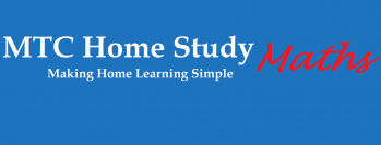 Learning aids - MTC Home Study Maths